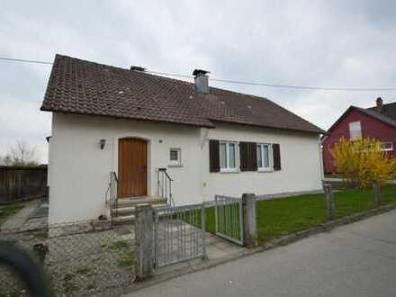 Einfamilienhaus in ruhiger Lage in Bad Schussenried