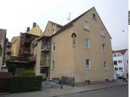 Schöne 2-Zimmer-Wohnubng mit Terrasse in Augsburg-Kriegshaber