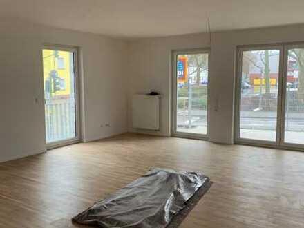 KL-Pfaffstraße - Neubau/Erstbezug: Attraktive 2-Zimmerwohnung mit Terrasse und TG-Stellplatz