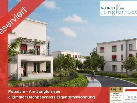 Wohnen am Jungfernsee - Showroom geöffnet Sonntag 15:00h - 17:00h