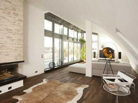Filmreife Penthousewohnung in der Calenberger-Neustadt!