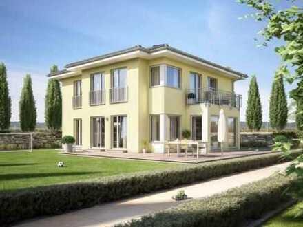 Nur 1085EUR mtl. für 180m² Stadtvilla wie im Bilderbuch