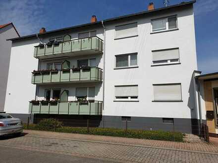 Renovierte 3-Zimmer-Wohnung mit Süd-Balkon in Limburgerhof