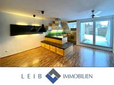 Exklusive 4-Zimmer-Wohnung mit großer Dachterrasse in Coburg