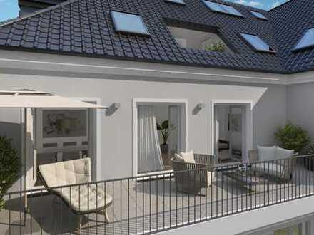 Wohnen am Nymphenburger Schlosspark: 4-Zimmer-Eigentumswohnung mit zwei Balkonen in Obermenzing!