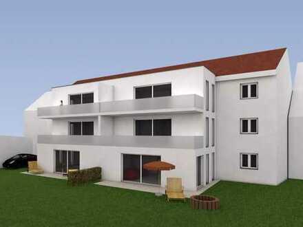 Erdgeschosswohnung - clever investieren in Wohneigentum!