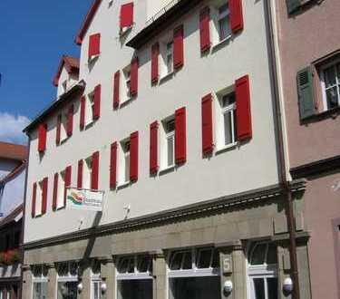 Attraktive Büroräume im historischen Stadtkern von Rottweil