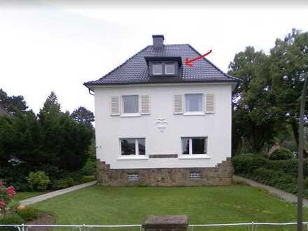 Gepflegte 2-Zimmer DG-Wohnung in Kirchhörde, Nähe Stadtforst