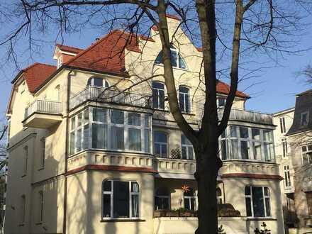 Attraktive 3- Zimmer Wohnung, die Ostsee fast im Blick