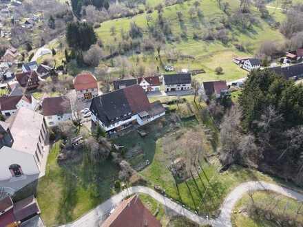 Rarität: Bauplatz in Ratshausen