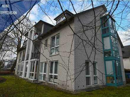5947 - Kapitalanleger aufgepasst: Vermietete 1-Zimmer-ETW mit zwei Balkonen!