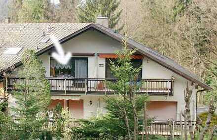 Schöne ruhige zwei Zimmer Wohnung in Bad Herrenalb, (Kreis Calw)