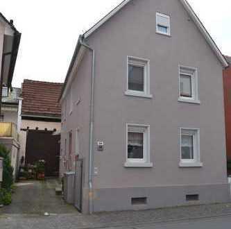 Aufgepasst! Top Citylage von Bensheim! Wohnhaus mit zusätzlichen Neubauoptionen!