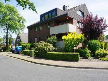 3 ZKB Wohnung mit großem Balkon in schöner Siedlungslage von Aschhausen!