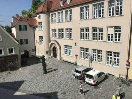 Stilvolle 2-Zimmer-Wohnung mit Einbauküche in Landsberg am Lech (Altstadt)