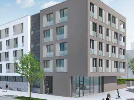 Erstbezug: Attraktive 2-Zimmer-Wohnung in ES mit EBK und Balkon mit Blick auf den grünen Innenhof