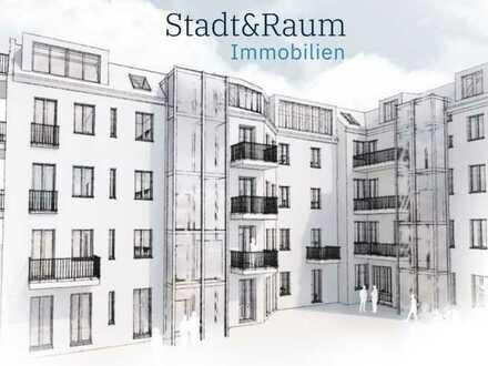 Provisionsfrei: Günstiges Dachgeschoss zum Ausbauen - Baugenehmigung liegt vor