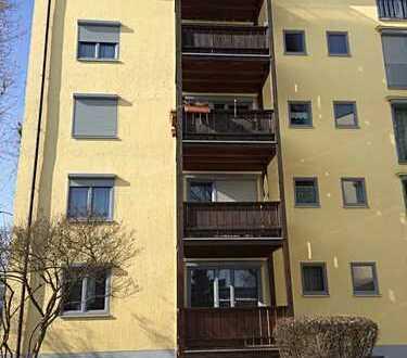 Gepflegte und ruhig gelegene 2 ZKB Wohnung in Ingolstadt-Süd-Ost