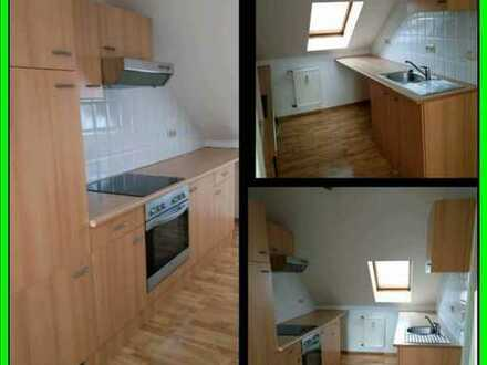 ⭐Vermietete 2-Zimmer-DG-Wohnung - guter Zustand