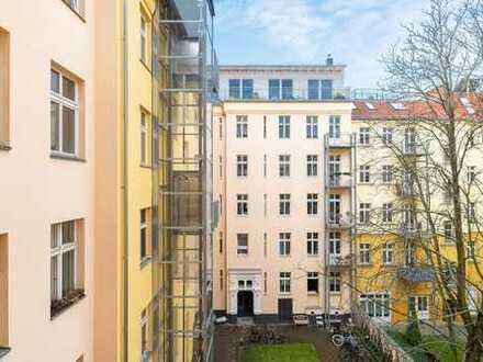 Vermietete 2-Zimmer-Altbauwohnung, Grundbuch statt Sparbuch! pasteur18.de