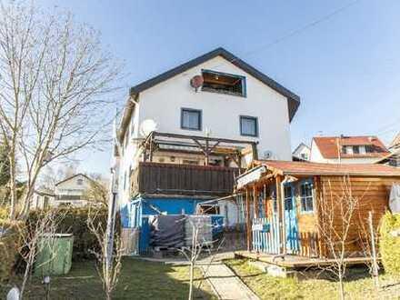 Herrlicher Blick garantiert - Wohnhaus mit viel Platz
