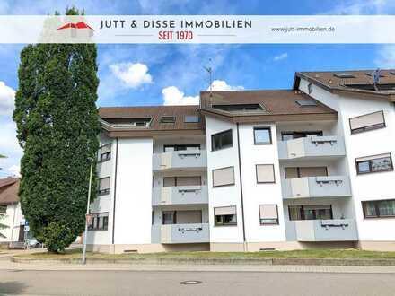 Kapitalanlage: 1-Zimmer-Eigentumswohnung in guter Wohnlage
