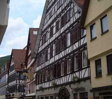 1-Zimmer Wohnung im Zentrum von Bad Urach