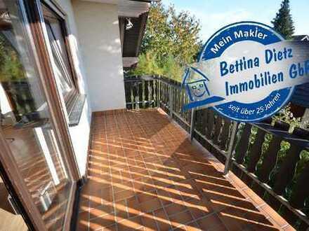DIETZ: Riesige 5-6-Zimmer-Wohnung mit großem Balkon