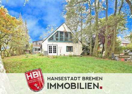 Oberneuland / Modernisierungsbedürftiges Zweifamilienhaus in Toplage