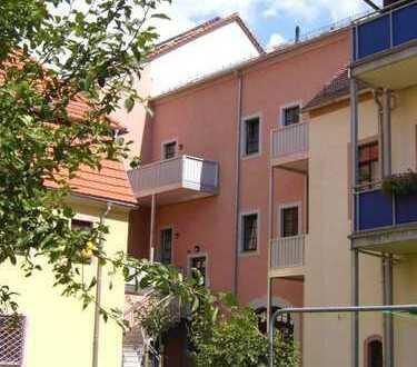 Tolle 2-Raum-Wohnung mit Terrasse