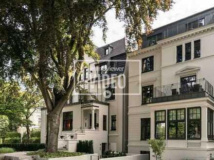 •Luxus Apartment in Alsternähe•