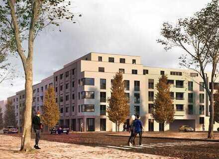 Neubau: Großzügige 3-Zimmer Wohnung in zentraler Lage