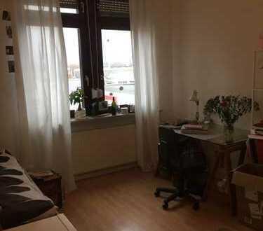 MA-NECKARSTADT - WG-taugliche 3 Zimmerwohnung mit Aufzug, neuer Küche und neuem Bad - AB SOFORT!