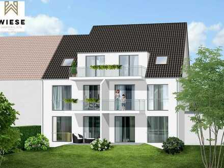 Neubau - 2 - Zimmerwohnung mit Garten in ruhiger Lage