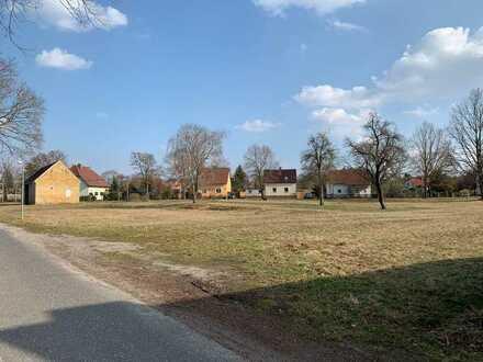 Bauland im Herzen von Schacksdorf
