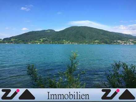 Baugrundstück in Bad Wiessee/ 1. Bauzeile zum See