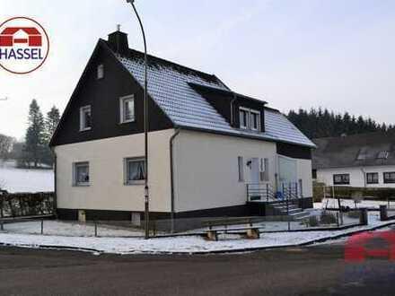 Freistehendes Einfamilienhaus in Dahlem-Schmidtheim mit zusätzlichem Bauplatz