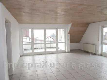 Eine Traumwohnung - Maisonette mit 3 Balkons