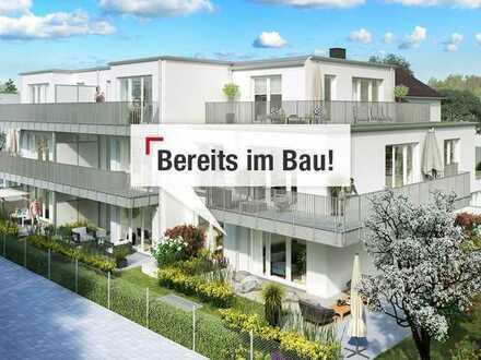 Hervorragende Eigentumswohnung mit Dachterrasse - Rundum versorgt und bestens aufgehoben