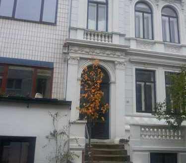 MaisMaisonette-Wohnung in Altbremer Haus 3-4 Zimmer Dachterrasse