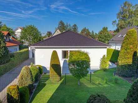 Top-Lage - Einfamilienhaus / Bungalow mit 206 m² Wohn-Nutzfläche