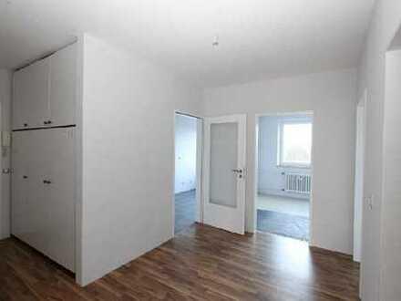 Ihre Kapitalanlage: Helle, vermietete, 2,5-Zi.-Wohnung mit Balkon und TG-stellplatz in Ruthenberg