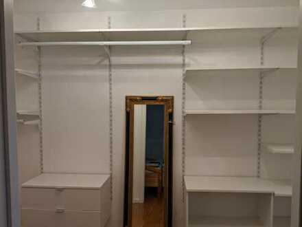 Möbliertes Zimmer im Inneren Westen (Berufstätigen-WG)