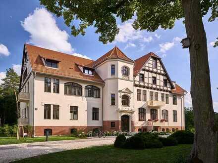 Exklusive 2-Zimmer Wohnung mit Sonnenterrasse in der Villa Sachs - Rollstuhlgerecht