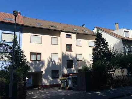 Kapitalanlage in MA-Rheinau: 1,5 Zimmer-Wohnung mit Balkon im gepflegten 12 FH