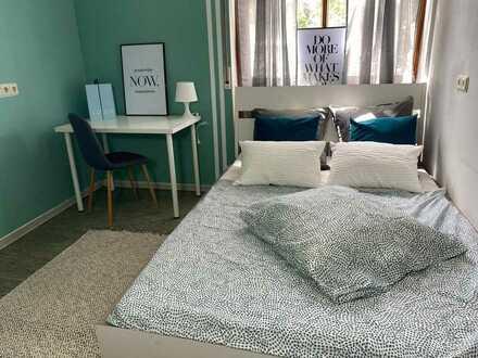 Vollmöbliertes Zimmer im Herzen von Magstadt