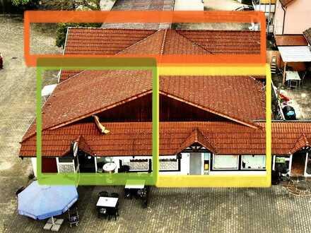 5,8% Rendite! Wohn- und Geschäftshaus * Wohnung + Cafe / Laden / Lager in Sehr guter Lage