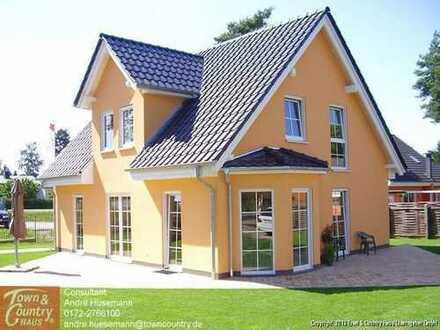 """Günstiges Einfamilienhaus """"Flair 125"""" in """"Zerf"""""""