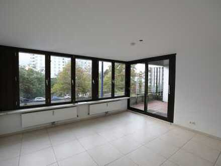 Moderne zentrumsnahe, 2016 modernisierte 3-Zimmer-Wohnung mit Balkon in Bonn