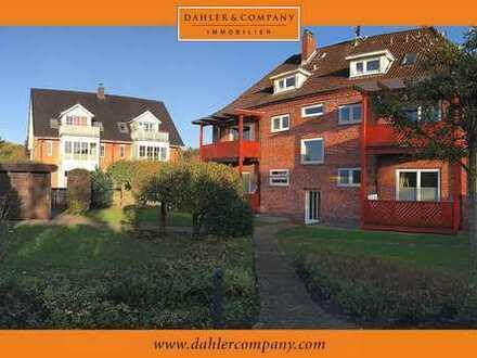 Gepflegte Wohnung mit Balkon in Südstrandnähe (Wyk auf Föhr)